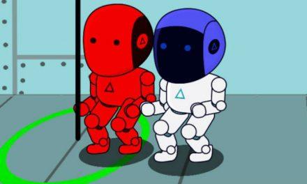 Jogo ensina programação usando robôs virtuais
