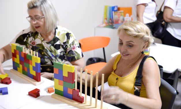 Jogos podem estimular e desenvolver a memória em idosos