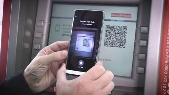 TecBan anuncia tecnologia que permite uso de celular para sacar dinheiro