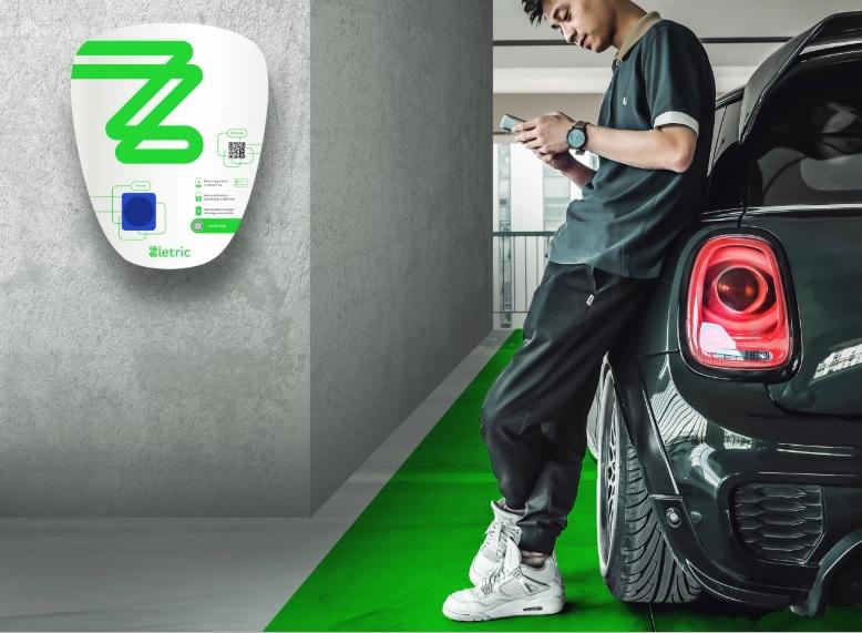 Zletric lança primeira rede de recarga para veículos elétricos no Brasil