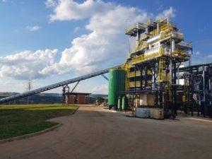 Usina de biomassa de Guarapuava, Paraná