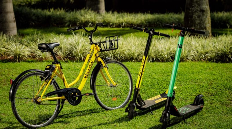 Grow, dona da Yellow, tira bicicletas de circulação e deixa 14 cidades